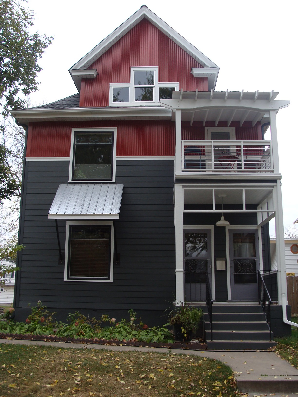 After - Front Elevation
