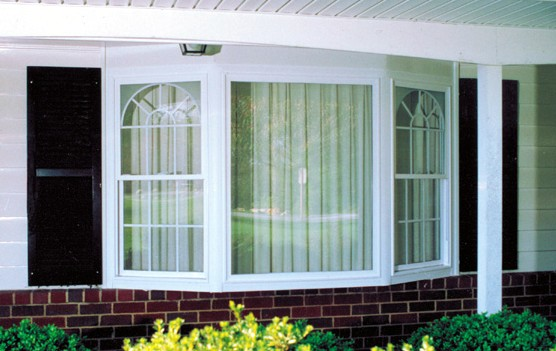 Twin cities siding professionals bay and bow for Vinyl bay window