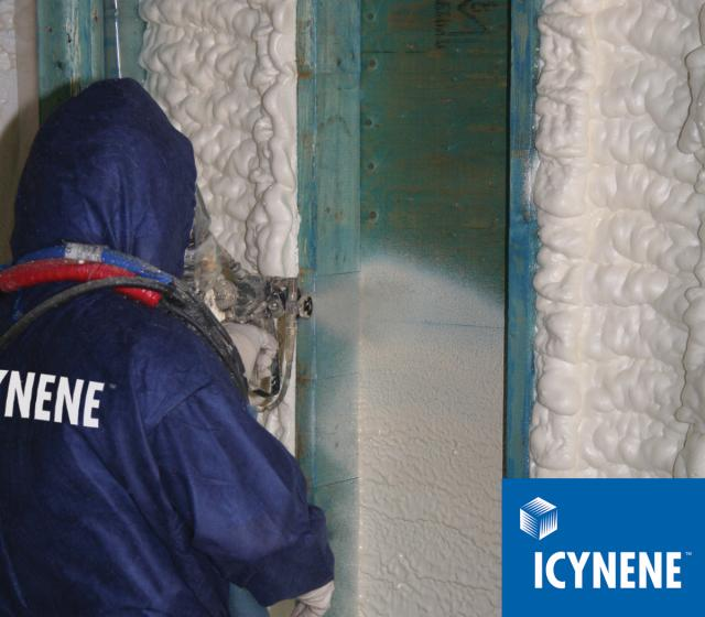 Twin cities siding professionals reasons to insulate with icynene 7 reasons to insulate your home with icynene solutioingenieria Image collections