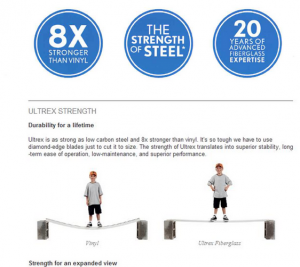 Ultrex strength