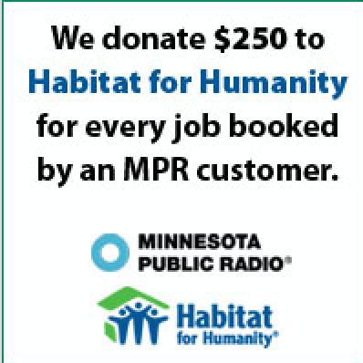 MPR Customer Donation