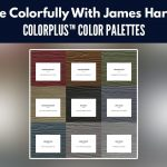 Live Colorfully With James Hardie ColorPlus™ Color Palettes