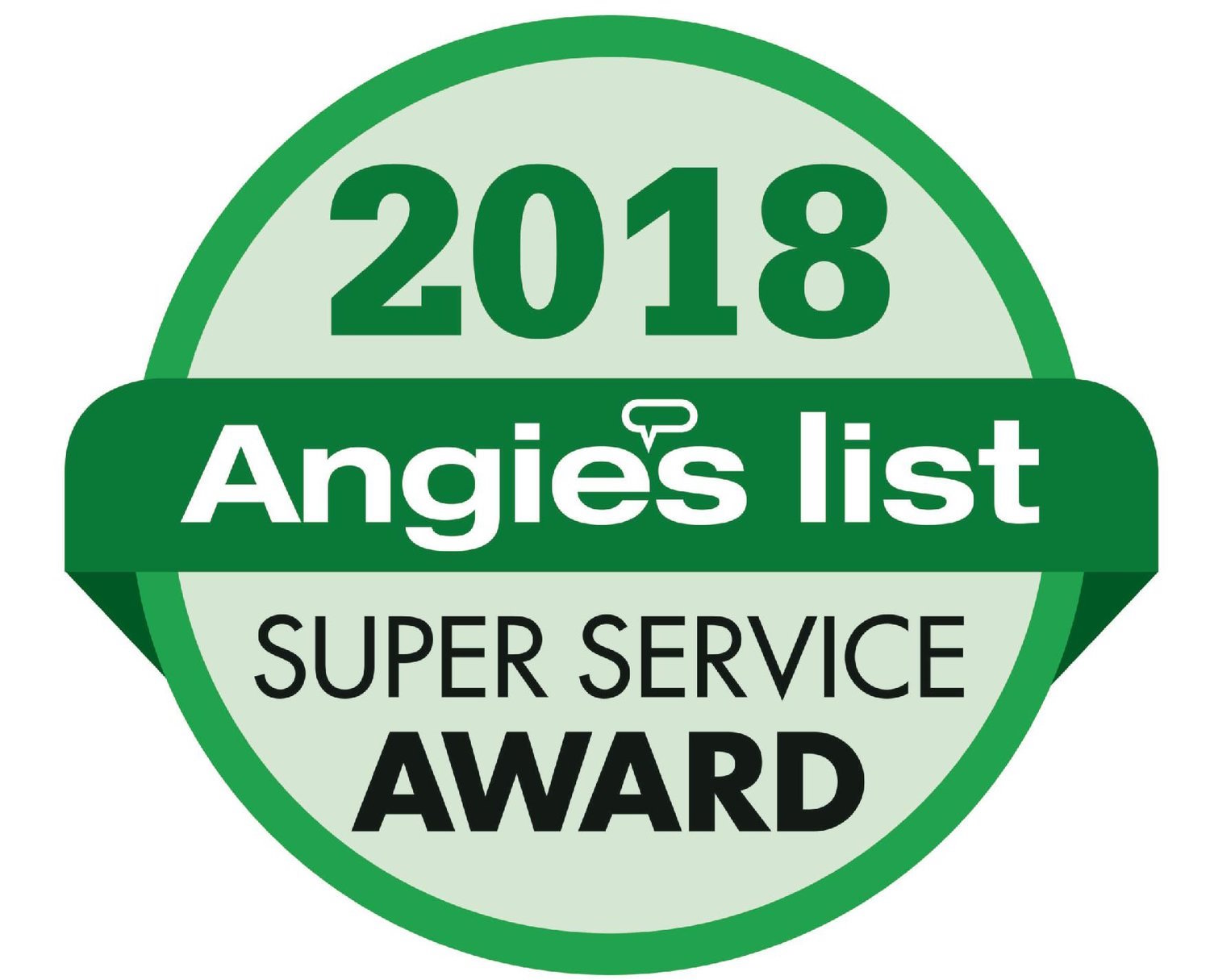 Angies Super Service Award List Logo