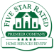 5 Star Rated Premier Company Web