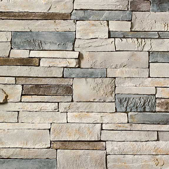 Cultured Stone Country Ledgestone Echo Ridge