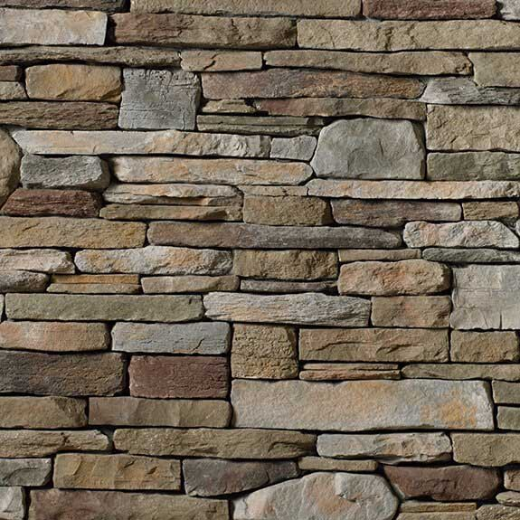Cultured Stone Southern Ledgestone Bucks County